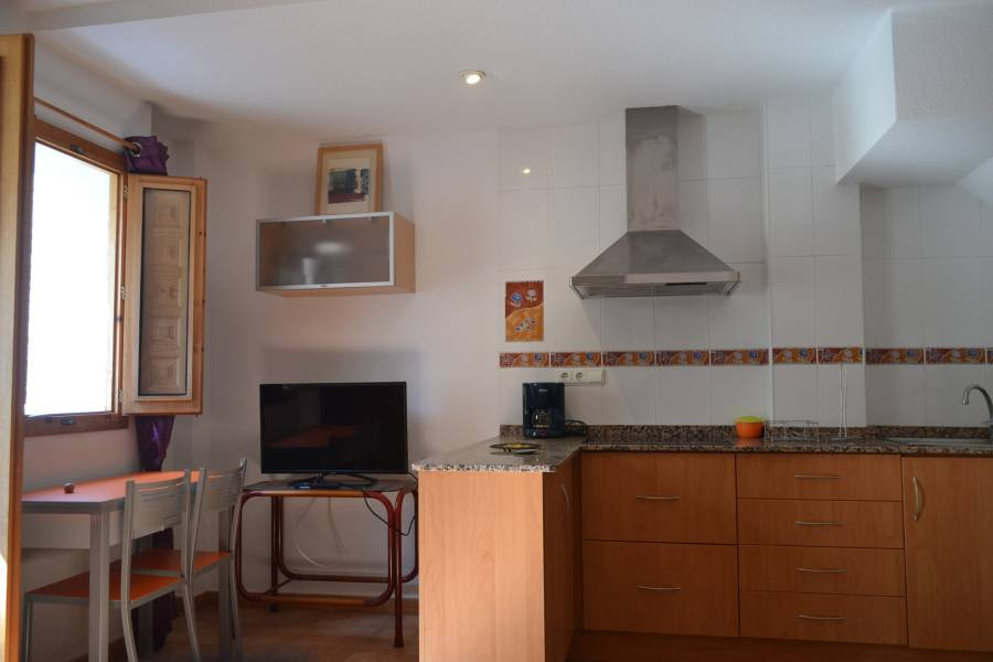 Sale - Apartment / Flat - Villajoyosa  - Old Town